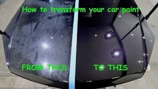 Download A GUIDE TO RESTORING CAR PAINT- (paint decontamination, paint correction & paint protection) Video