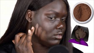 Download Trying Powder Foundation for the First Time || Nyma Tang Video