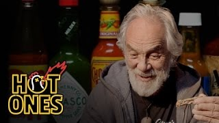 Download Tommy Chong Talks Weed, Bernie Sanders, and Smoking with Snoop While Eating Spicy Wings | Hot Ones Video