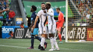 Download GOAL! Gyasi Zardes opens the scoring vs. the Sounders Video