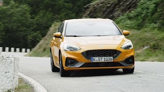 Download Ford Focus ST - Europe's Greatest Driving Roads - N304, Portugal Video
