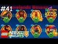 LEGO NEXO KNIGHTS: MERLOK 2.0 // #41 ALL LAVALANDS BOSSES