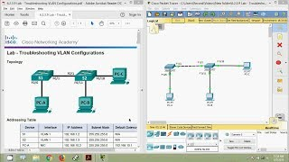 Download 6.2.3.9 Lab - Troubleshooting VLAN Configurations Video