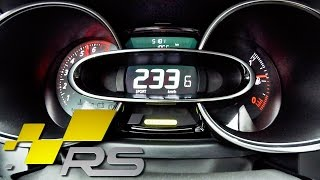 Download Renault Clio RS Trophy EDC Acceleration & Top Speed Video