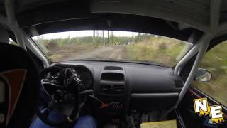 Download Teijo-Talot Ralli 2016 In-Car - EK7 (Valkonen - Nurmi) Video