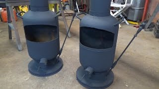 Download Home made Firepit Video