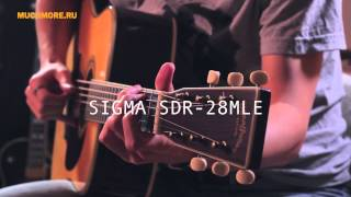 Download Martin HD-28 vs Sigma SDR-28MLE | muchmore.ru Video