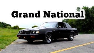 Download Regular Car Reviews: 1986 Buick Grand National Video