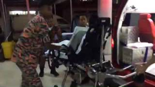 Download RTM videographer injured in shooting incident in Penang Video