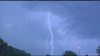 Download Thunderstorm safety tips Video