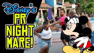 Download Disney's PR NIGHTMARE! Disneyland FIGHT! Star Wars Galaxy's Edge EMPTY! Video