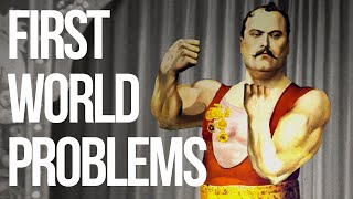 Download First World Problems Video