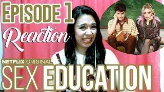 Download SEX EDUCATION REACTION | Episode 1 Video