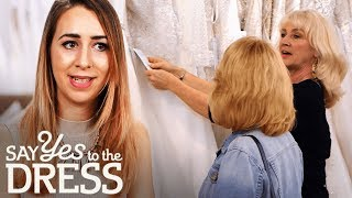 Download Mother of the Bride Only Cares About the Price Tag! | Say Yes To The Dress UK Video