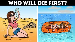 Download Increase Your IQ By 20% With These 20 Survival Riddles And Crime Puzzles Video