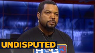 Download Ice Cube picks his ultimate 3-on-3 basketball team | UNDISPUTED Video
