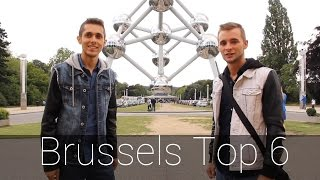 Download Brussels Top 6 | Travel guide | Must-sees for your city tour Video