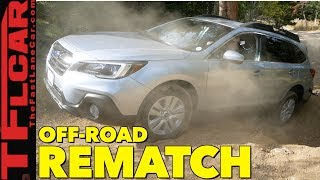 Download You Hated How The Subaru Outback Did Off-Road: So We Took Your Suggestions and Tried Again! Video