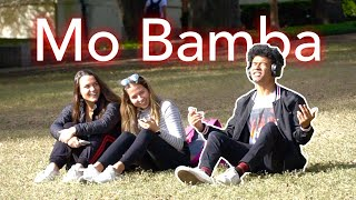 Download Mo Bamba In Public Video