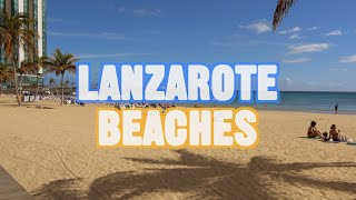 Download Best beaches in Lanzarote - Canary Islands in Spain Video