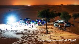 Download Camping and Off Roading Dubai UAE Jeep Grand Cherokee, Al Faya Desert. Video