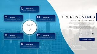 Download How To Design Creative SmartArt for Presentation in Microsoft Office PowerPoint PPT Video