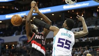 Download Portland Trail Blazers fall 107-85 to Charlotte Hornets, game by the numbers Video