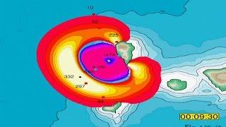 Download Megatsunami Scenario - La Palma Landslide Video