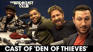 Download 50 Cent, Gerard Butler, O'Shea Jackson Jr. + Pablo Schreiber Tear Up The Breakfast Club Video