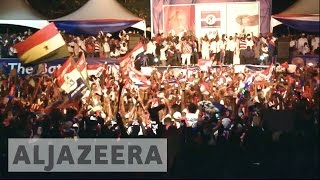 Download Tight presidential race in Ghana Video
