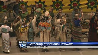 Download Organizers prepare for next week's Gathering of Nations Video