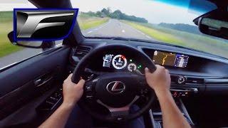 Download Lexus GS F 2016 First Drive Impression POV - 5.0 V8 477 HP Video