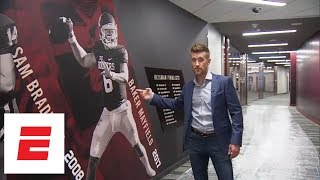 Download Marty Smith's exclusive tour of Oklahoma's football facilities | ESPN Video