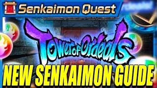 Download NEW TOWER OF ORDEALS SENKAIMON FLOORS 1 to 25 GUIDE! Bleach Brave Souls Video