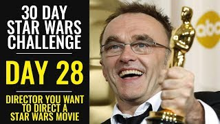 Download 30 Day Star Wars Challenge - DAY 28 - Director You Want to Direct a Star Wars Movie Video
