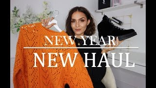 Download HAUL - NEW YEAR, NEW CLOTHES | 2018 | Topshop, Asos, Prada, H&M, Urban Outfitters Video