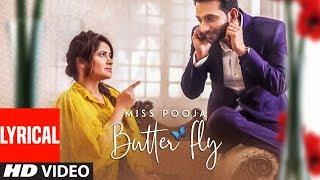 Download Butterfly: Miss Pooja Ft Ali Merchant (Full Lyrical Song) G Guri   Latest Punjabi Songs 2018 Video