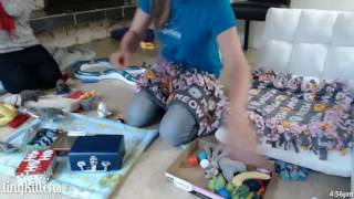 Download Tiny Kittens Packing Not so Tiny Suitcases for Felicity & kittens Video