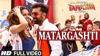 Download MATARGASHTI full VIDEO Song   TAMASHA Songs 2015   Ranbir Kapoor, Deepika Padukone   T-Series Video
