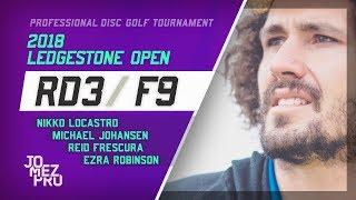Download 2018 Ledgestone Open | R3, F9 | Big Sexy Commentary Video