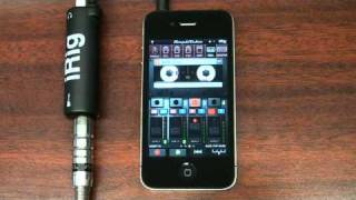 Download 4 Track Recording with AmpliTube 2 for iPhone - Your Guitar Recording Studio Always In Your Pocket Video