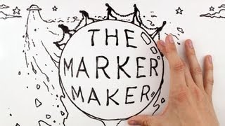 Download Stop Motion | Whiteboard Animation: The Marker Maker Video