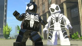 Download All Spider-Man Characters in LEGO Marvel (Super Heroes & Avengers) Video