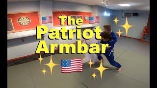 Download Unprecedented...the Patriot Armbar (the Collier Method of Judo) Video