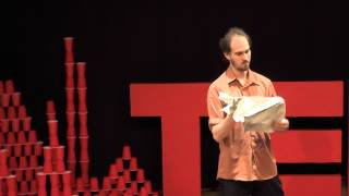 Download Art, Illusion, and Origami | Benjamin Parker | TEDxManchesterHighSchool Video