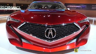 Download Acura Precision Concept - Exterior Walkaround - 2016 Chicago Auto Show Video