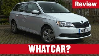 Download 2018 Skoda Fabia Estate Review - Is it still the best small estate? | What Car? Video