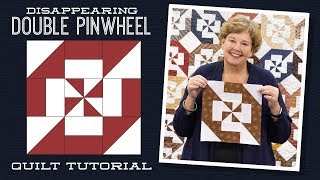 Download Make a ″Disappearing Double Pinwheel″ Quilt with Jenny Doan of Missouri Star (Video Tutorial) Video