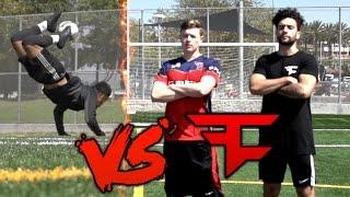 Download INTENSE 2 vs 2 BATTLE! F2FREESTYLERS VS FAZE CLAN Video