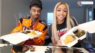 Download CONFRONTING MY EX ABOUT HIS FEELINGS TOWARDS ME ( MUKBANG ) Video